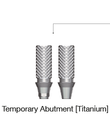 Temporary Abutment [Titanium]