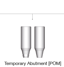 Temporary Abutment [POM]