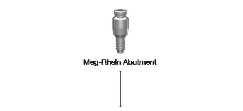 Meg-Rhein Abutment