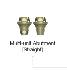 Multi-unit Abutment 0