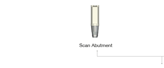 Scan Abutment