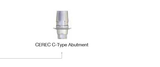 CEREC C-Type Abutment