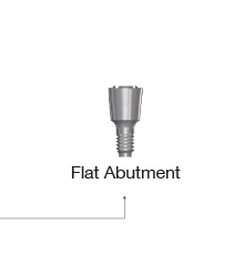 Flat Abutment