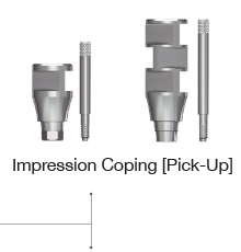 Impression Coping Pick-Up