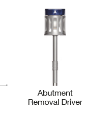 Abutment Removal Driver