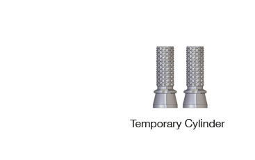 Temporary Cylinder