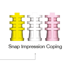 Snap Impression Coping