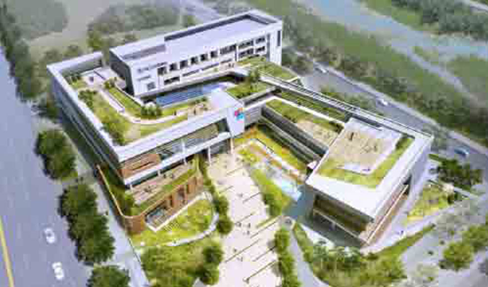 MegaGen-hightech-office