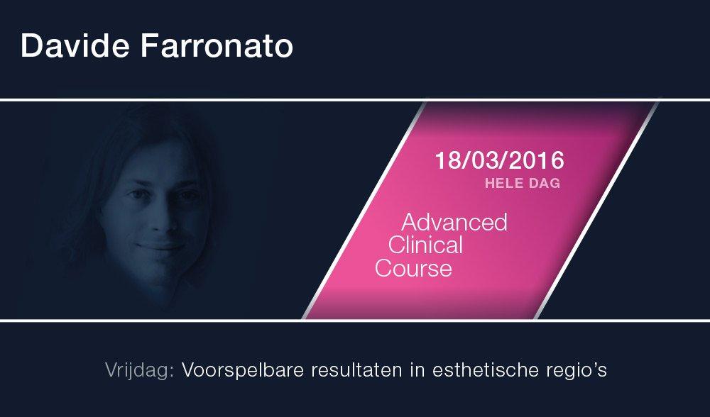 Davide-Farronato-advanced-clinical-course