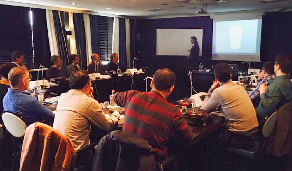 Cursusprogramma Davide Farronato megagen agenda
