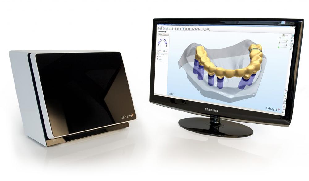 stl 3shape CAD/CAM megagen